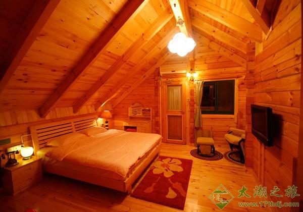 乡村木屋酒店设计