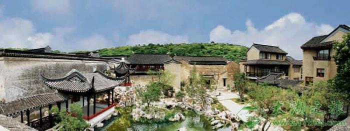 西山雕花楼(徐氏仁本堂)-旅游景点-苏州西山农家乐