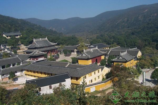寺院围墙设计效果图
